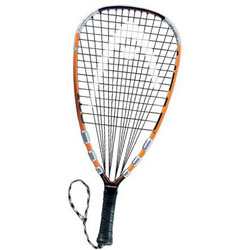 "Head Liquid Metal 170/180/190 Racquetball Racquet Series, 3 5/8"" Grip"