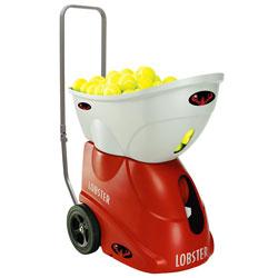 Lobster Sports Elite 1 Portable Tennis Ball Machine