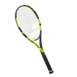 Babolat 2016 AeroPro Drive - Pure Aero - STRUNG with COVER Tennis Racquet