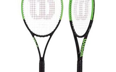 Wilson 2017 Blade 98 Countervail Tennis Racquet