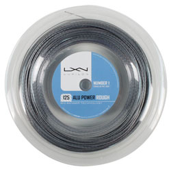 Wilson Luxilion ALU Power 125 Tennis Racquet String Set