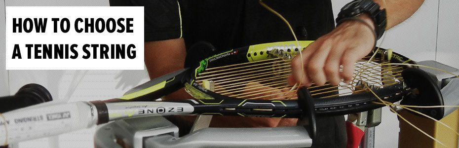 best tennis strings