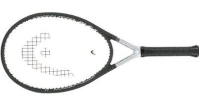 Head Titanium Ti.S6 Strung Tennis Racquet
