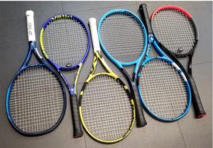 Beginner Tennis Racket Reviews