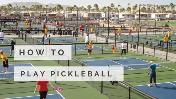 How Do You Play Pickleball