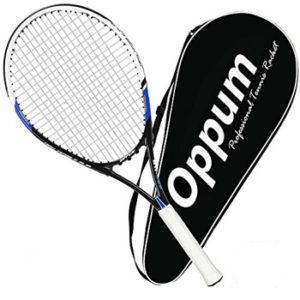 Oppum Adult Carbon Fiber Tennis Racket