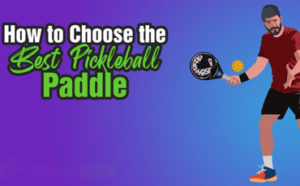 Pickleball Paddle Featured