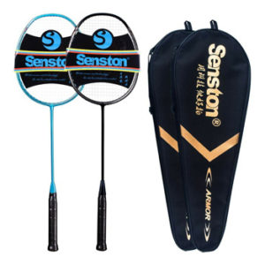 Senston N80 Graphite Single High-Grade Badminton Racquet